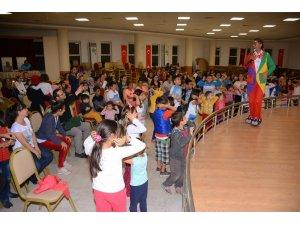 Dinar'da Ramazan etkinlikleri büyük beğeni topladı
