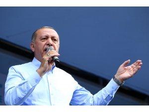 """Cumhurbaşkanı Erdoğan: """"Artık en büyük bataklığı kurutmak lazım"""" (2)"""
