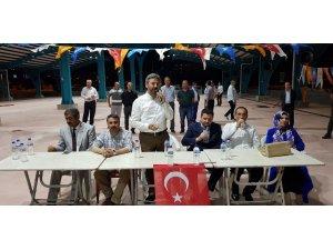 AK Parti mahalle çalışmalarına hız verdi