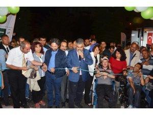 Ereğli'de Engelsiz Yaşam Parkı hizmete açıldı