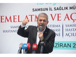 """Bakan Demircan: """"Bu coğrafyada zayıf devlet yaşamaz. Güçlü olmak zorundayız"""""""