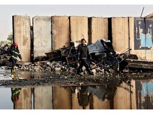 Irak'ta seçim pusulaları yandı tartışmalar başladı