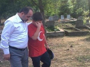 Milletvekili Demir, şehit ailesini ziyaret etti