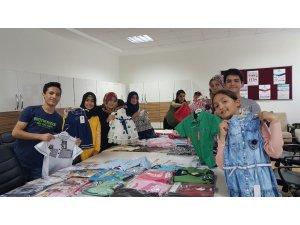 Öğrencilerden Lösemili çocuklara destek