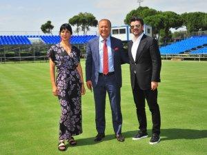 Turkish Airlines Antalya Open, basın toplantısı gerçekleştirildi