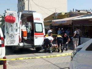 Bandırma'da sokak ortasında kanlı infaz