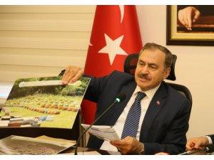 """Bakan Eroğlu: """"Ordu'ya 1.4 milyarlık yatırım yaptık"""""""