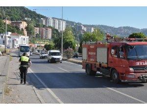 Zonguldak'ta panelvan araç motosiklete çarptı: 2 ölü