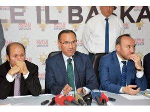 """Başbakan Yardımcısı Bozdağ: """"HDP ile birlikte müttefikler"""""""