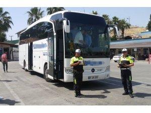 Otobüslerde 'sivil memur' uygulaması