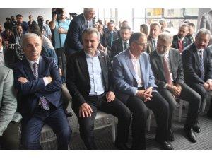 """Gençlik ve Spor Bakanı Bak: """"Türkiye'de bulunan spor tesisleri Avrupa'da bile yok"""""""