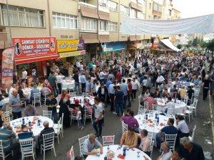 Esentepe gençlerinden bin kişilik iftar programı
