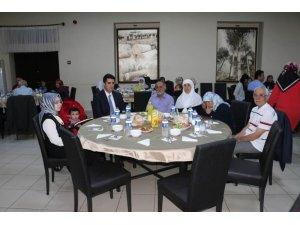 Yenice'de Şehit ve Gazi ailelerine iftar yemeği