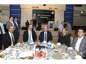 Başkan Akgül, federasyon ve derneklerle iftarda buluştu