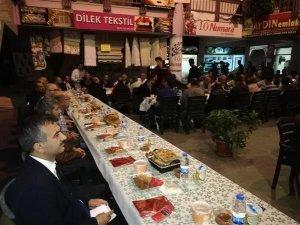 Esnaflardan geleneksel iftar programı