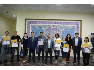 Türkçe kursu sertifika heyecanı