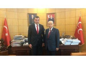"""MHP'li Pehlivan; """"Bölge istişare toplantısı kararlığımızın mührü olmuştur"""""""