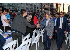 Başkan Demircan, Çorlulular ile iftar yaptı