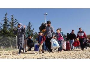 Suriye'ye geçişler yarın akşam sona erecek