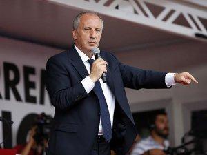 CHP'nin cumhurbaşkanı adayı İnce: Kürtleri de onore edeceğiz