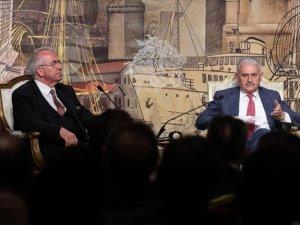 TÜSİAD heyeti, Başbakan Yıldırım'ı ziyaret etti