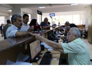 Efeler'de borçlar yapılandırılıyor