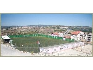 Kocaeli'de futbol sahaları yenileniyor