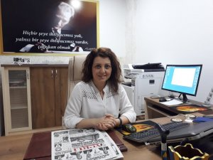 Kadın girişimci kendi işinin patronu oldu
