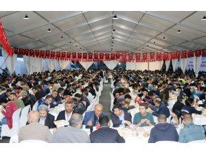 Van Büyükşehir, Ramazan'da 180 bin kişiyi ağırladı