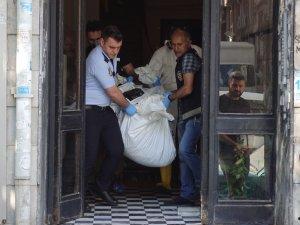 Fatih'te korkunç ölüm