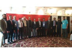 Doç. Dr. Türkmen, Türkiye Bocce Bowling ve Dart Federasyonu Başkanı oldu