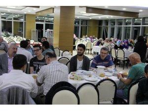 SAÜ İlahiyat Fakültesi'nde Akademik Kurul Toplantısı ve iftar