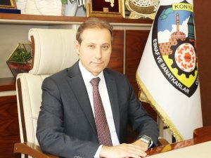 KONESOB Başkanı Karabacak'tan bayram mesajı