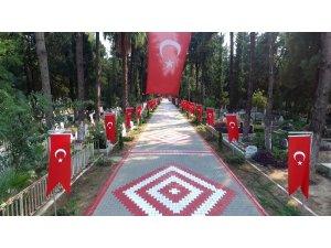 Adana bayrama hazır