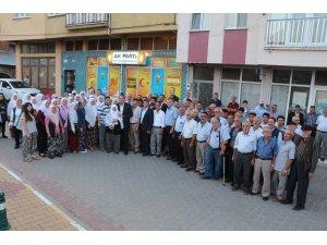 Sarıcakaya'da AK Parti'nin 4'üncü geleneksel iftar programı