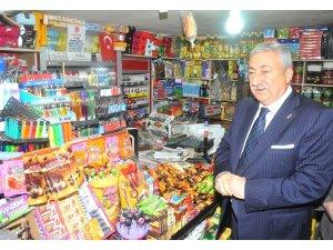 """TESK Genel Başkanı Palandöken: """"AVM'lere ülke genelinde kural konulmalı"""""""