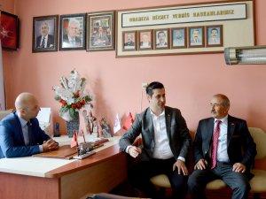 """MHP Sivas Milletvekili adayı Uygunuçarlar: """"Cumhur İttifak'ı seçim ittifakı değildir"""""""