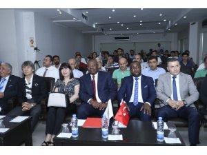 MTSO üyelerine Afrika'nın fırsatları anlatıldı