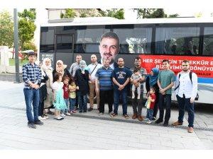 Suriyelilerin vatanlarına dönüşü hızlandı