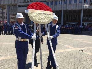 Jandarma Teşkilatı'nın 179. kuruluş yıldönümü törenle kutlandı