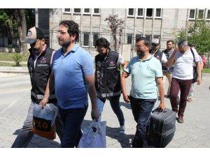 Samsun'da FETÖ'den 1 tutuklama, 3 adli kontrol