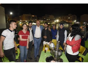 Tekkeköy 24 Haziran seçimlerine hazır