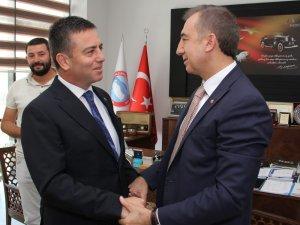 (Düzeltme) Barış Aydın'dan OTONOMİ'ye ziyaret