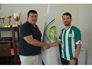 Manisa Büyükşehir'den orta saha transferi