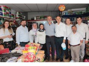 """Şenlikoğlu: """"Giresun, ülkemizin hedefleri için bir kez daha AK Parti diyecektir"""""""