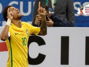 'Neymar Dünya Kupası'na damga vuracaktır'