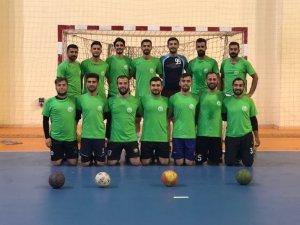 Cizre Yıldızlar Hentbol Spor 2'nci Lig'de
