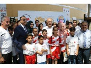 """Bakan Elvan: """"Sosyal amaçlı etkinliklere sonuna kadar destek vereceğiz"""""""