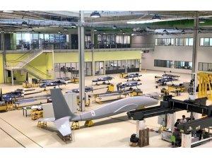 Akıncı Taarruz İnsansız Hava Aracı üretim hattında girdi