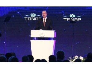 TANAP açılış töreni